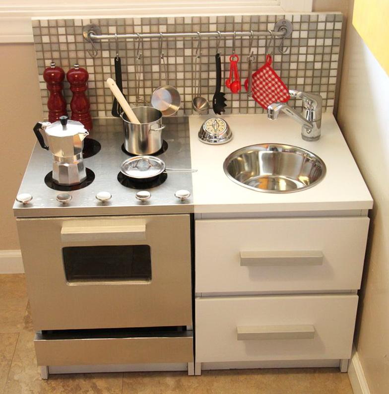 Kids Play Kitchen Appliances