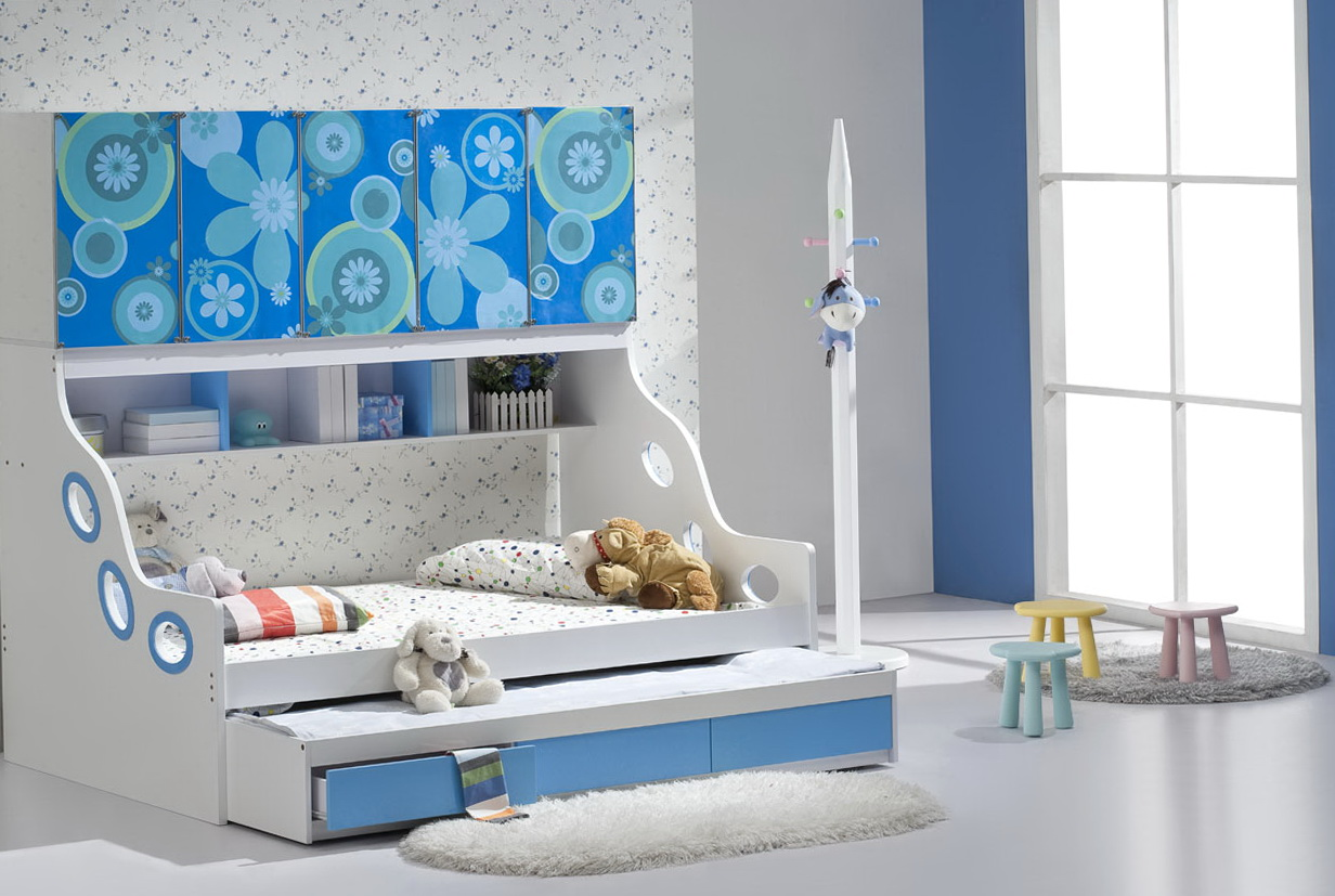 Kids Trundle Beds With Storage