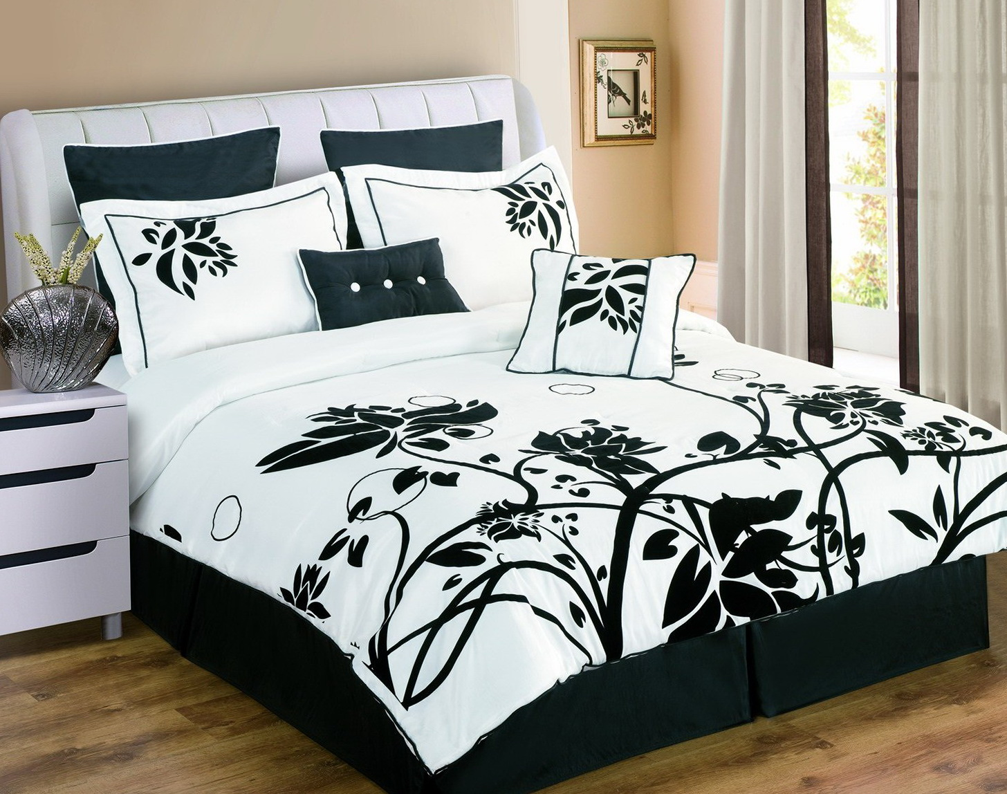 King And Queen Bed Set