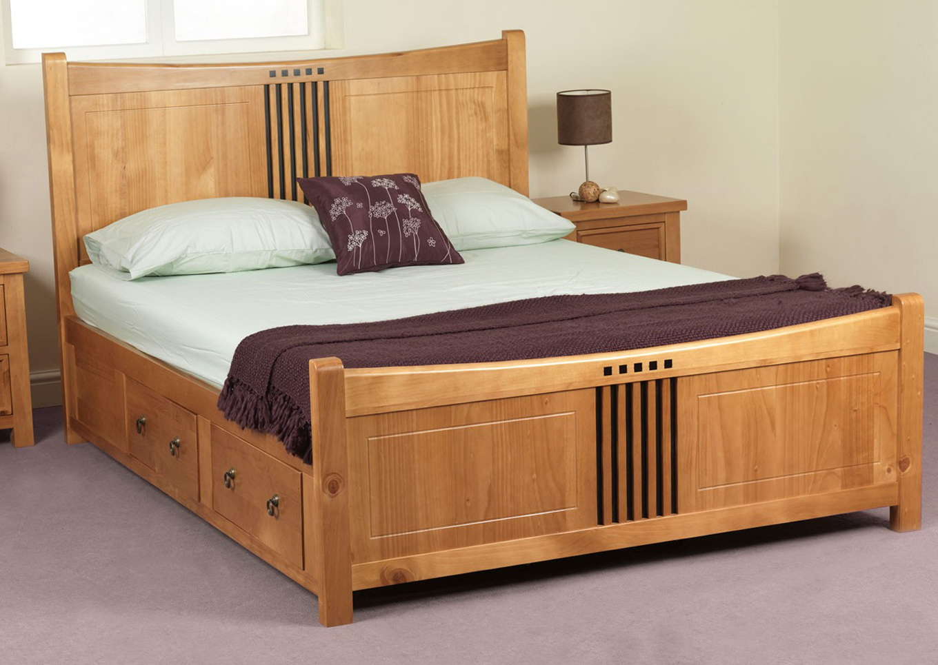 King Size Bed Frames For Sale
