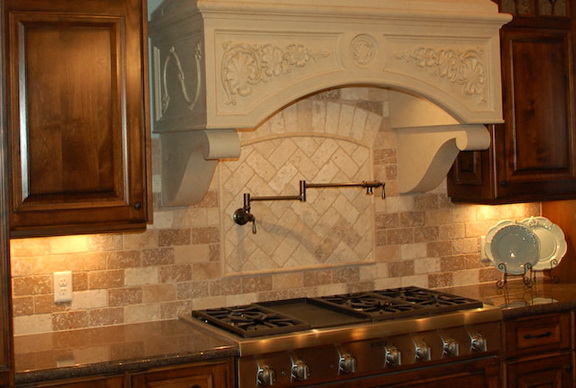 Kitchen Backsplash Tile Patterns