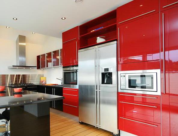 Kitchen Cabinet Colors 2013