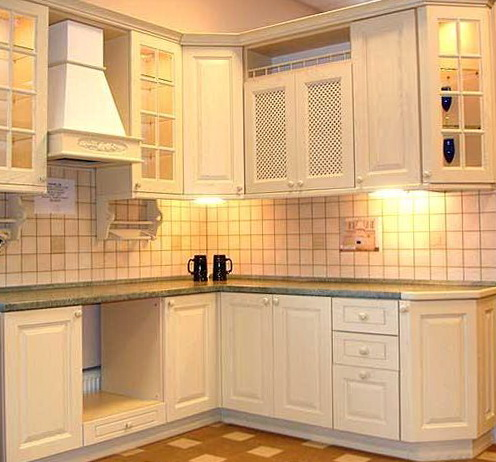Kitchen Cabinet Design For Small Kitchen