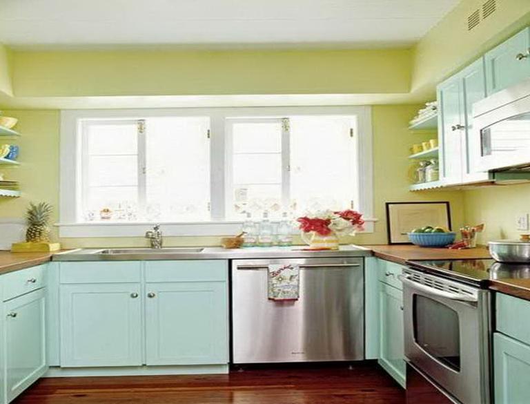 Kitchen Cabinet Paint Colors 2014