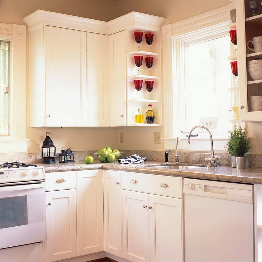 Kitchen Cabinet Refinishing Ideas