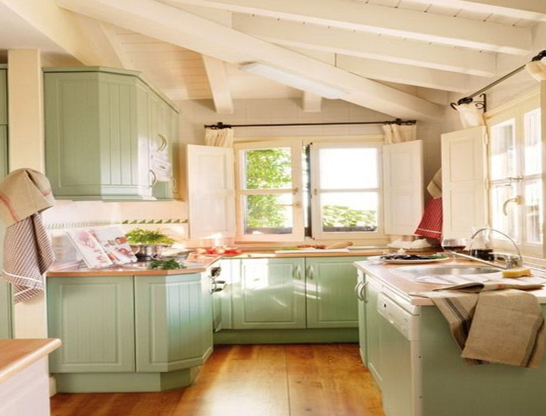 Kitchen Cabinets Ideas Colors