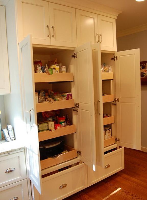 Kitchen Cabinets Ideas For Storage