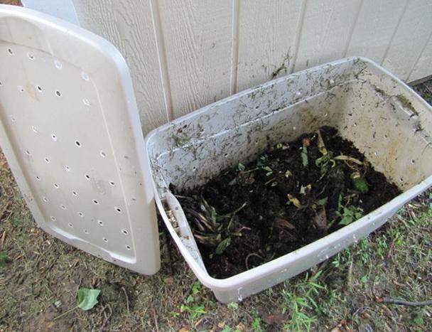 Kitchen Compost Bin Target