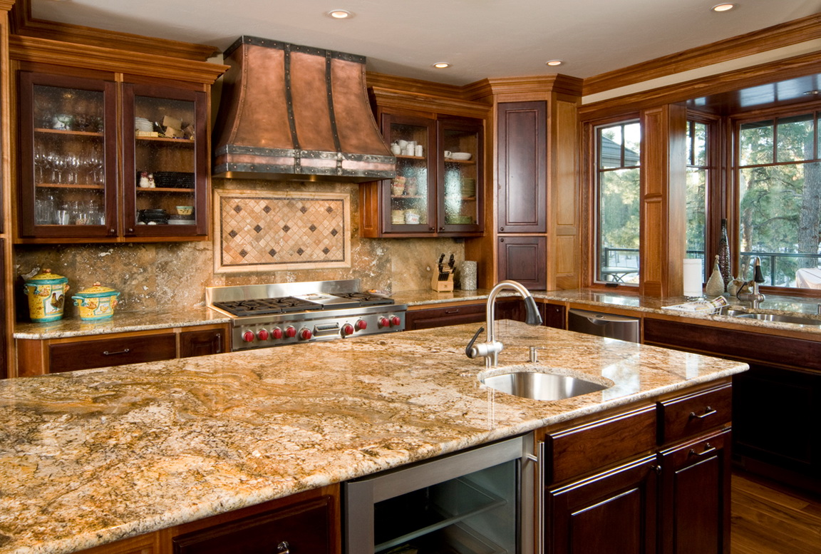 Kitchen Countertop Materials 2013