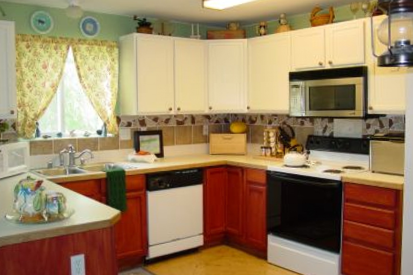 Kitchen Decor Ideas Cheap