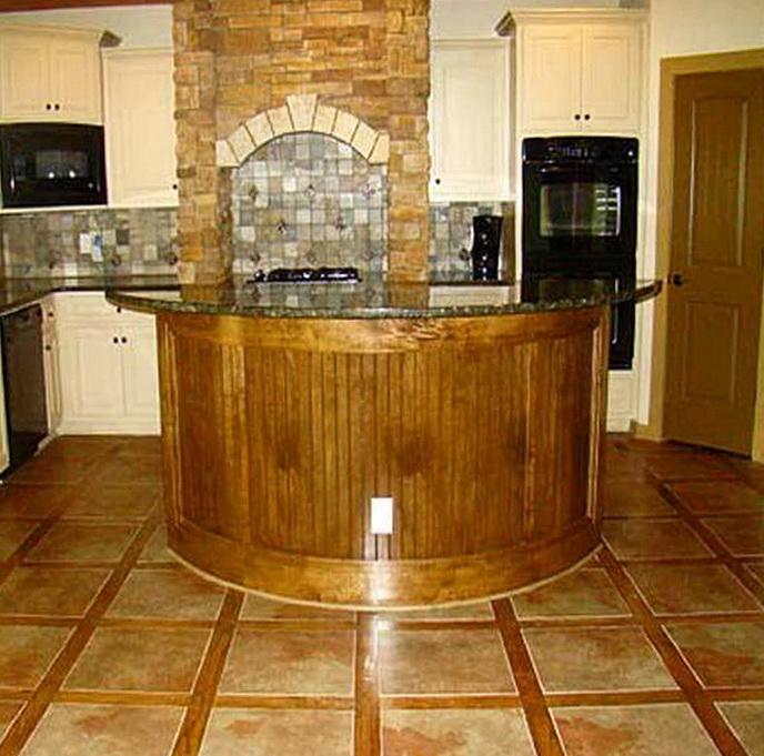 Kitchen Floor Tiles India