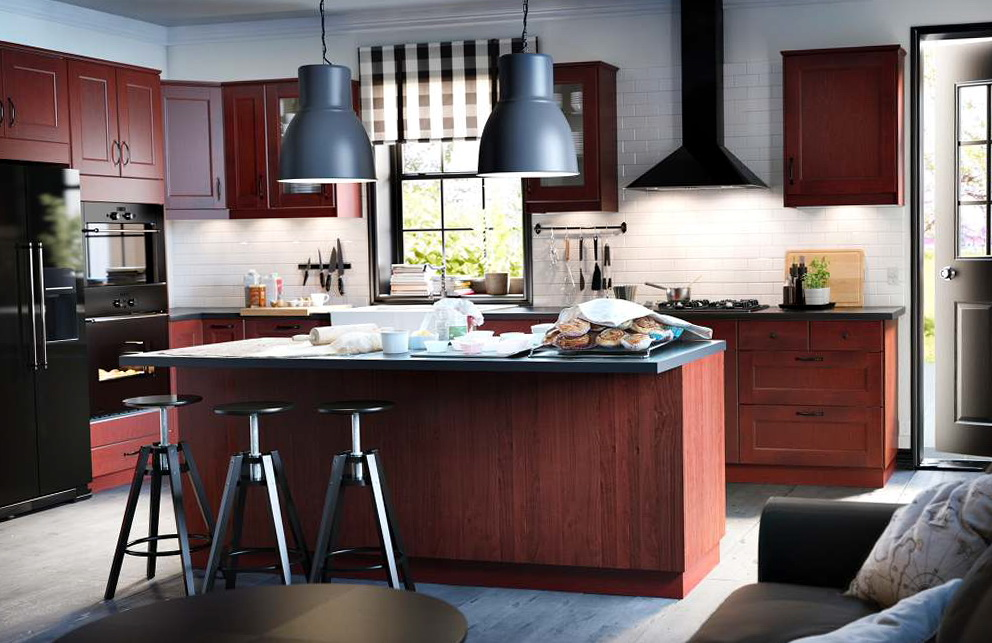 Kitchen Island Designs 2015