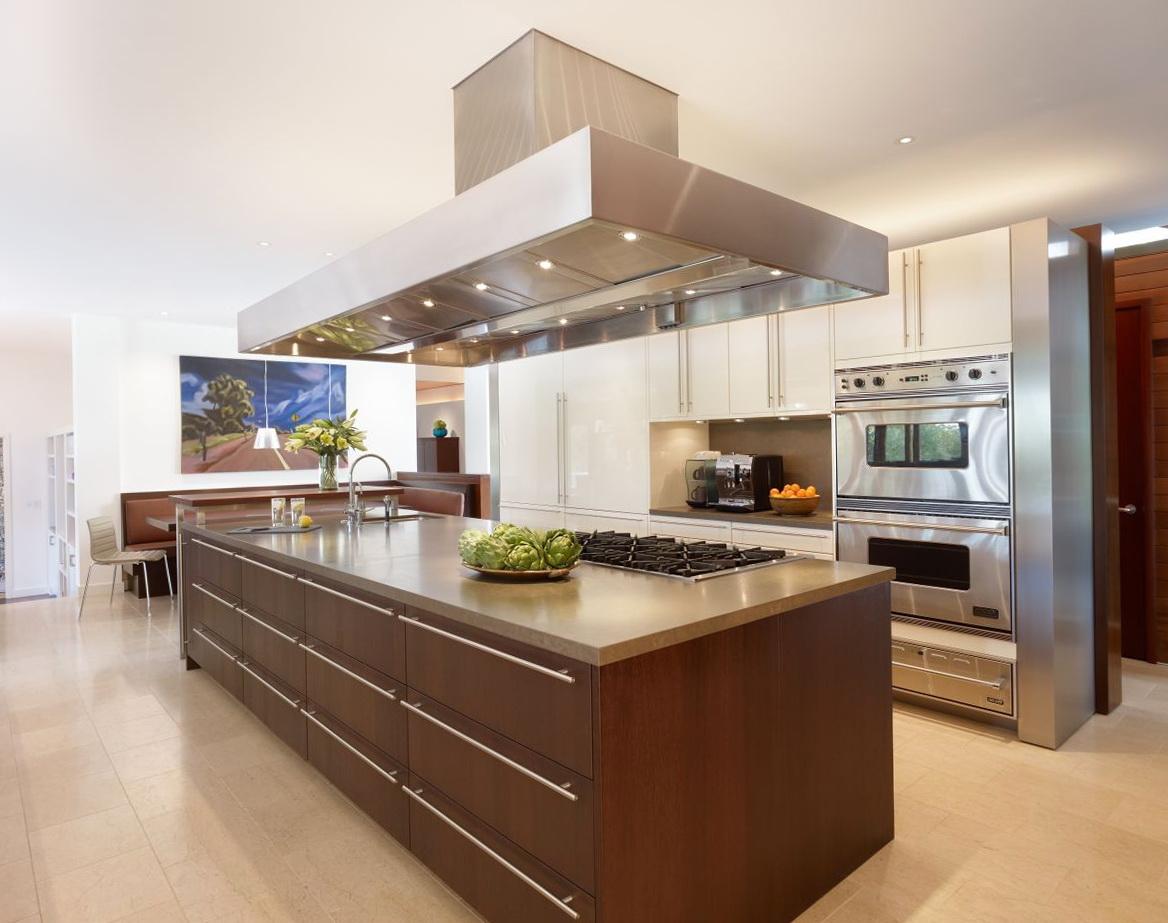 Kitchen Island Designs Images