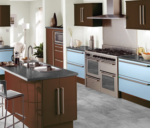 Kitchen Island Designs Uk