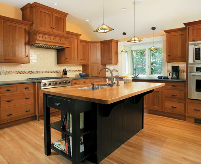 Kitchen Island Designs With Sink