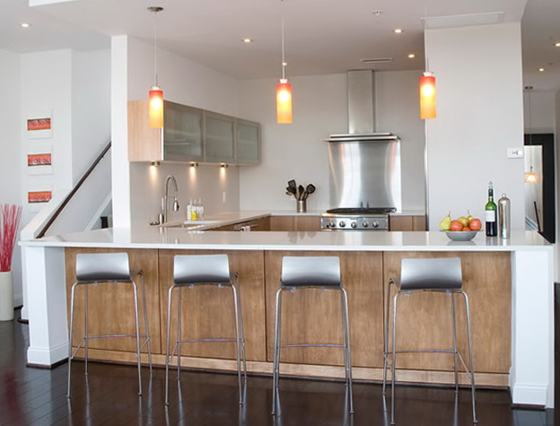 Kitchen Island Lighting Images