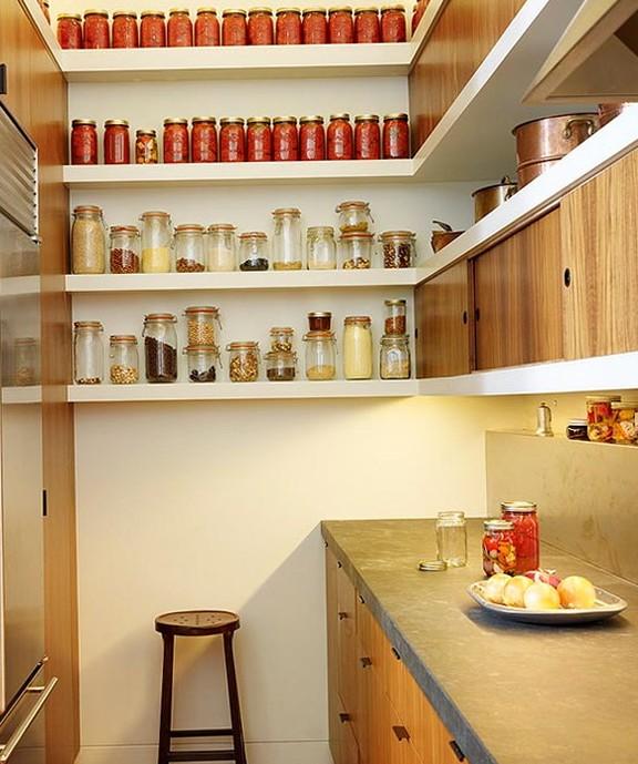 Kitchen Pantry Ideas Designs