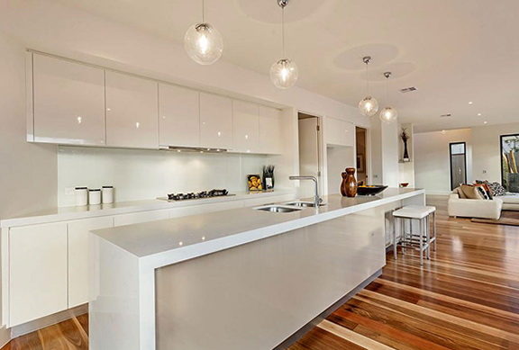 Kitchen Pendant Lighting White Kitchen
