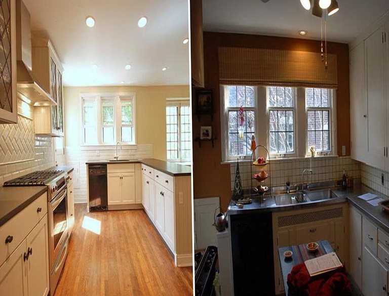 Kitchen Renovation Ideas Before And After