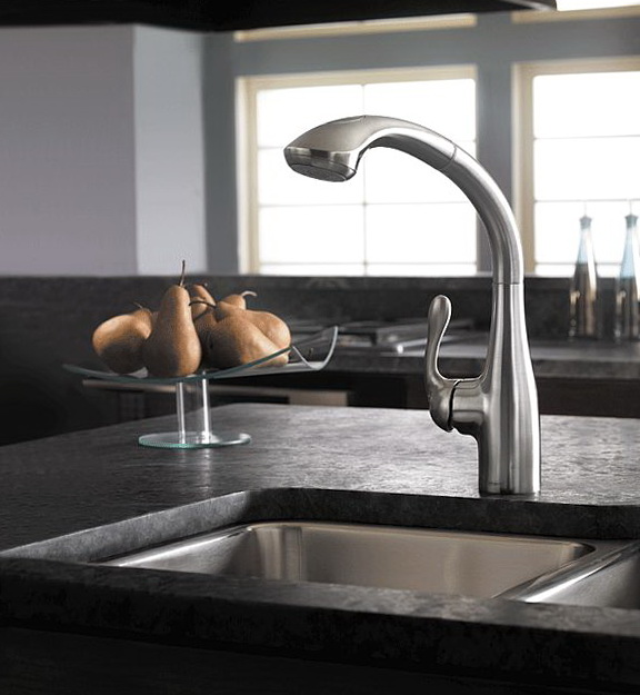 Kitchen Sink Faucets Pictures