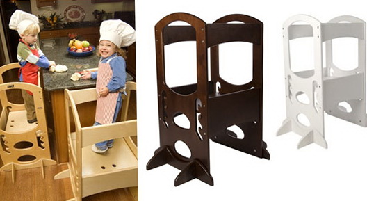 Kitchen Step Stool For Toddler