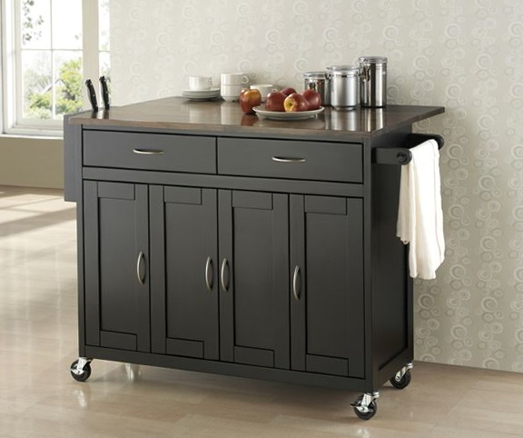 Kitchen Storage Cabinets On Wheels