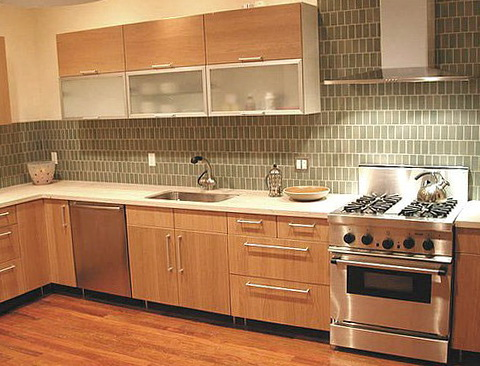 Kitchen Tile Backsplash Patterns