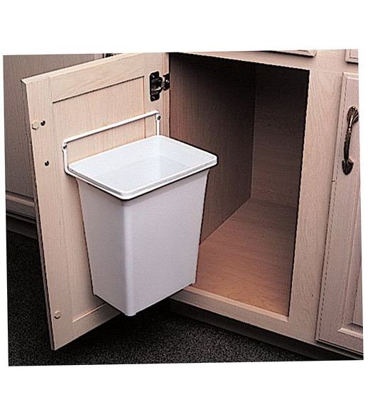 Kitchen Trash Can Cabinet