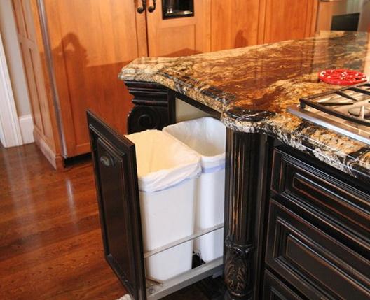 Kitchen Trash Can Ideas