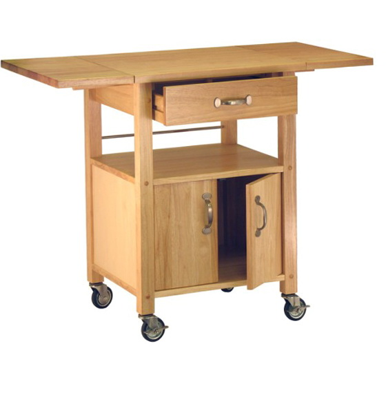 Kitchen Utility Cart Plans