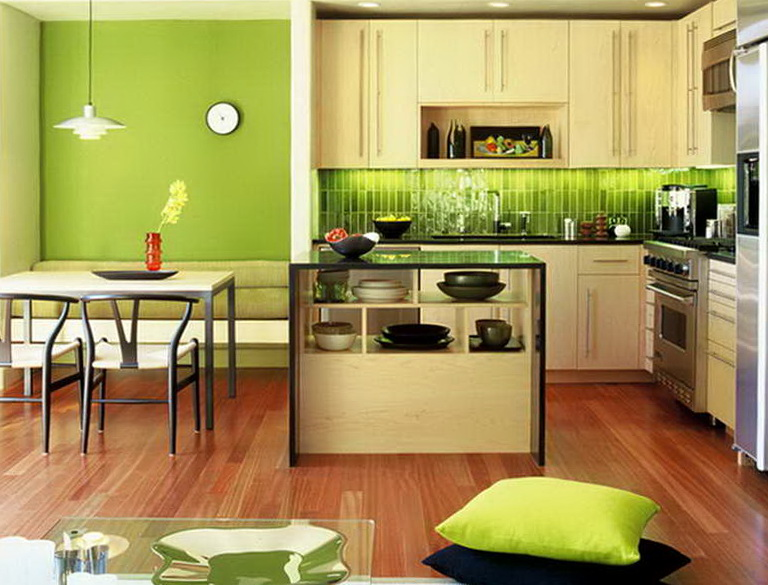 Kitchen Wall Colors 2014