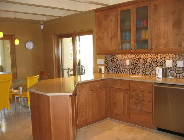 Kitchen Wall Colors With Light Oak Cabinets