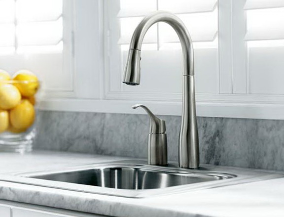 Kohler Kitchen Faucets Amazon