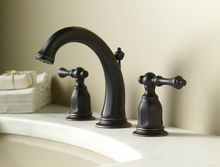 Kohler Kitchen Faucets Oil Rubbed Bronze