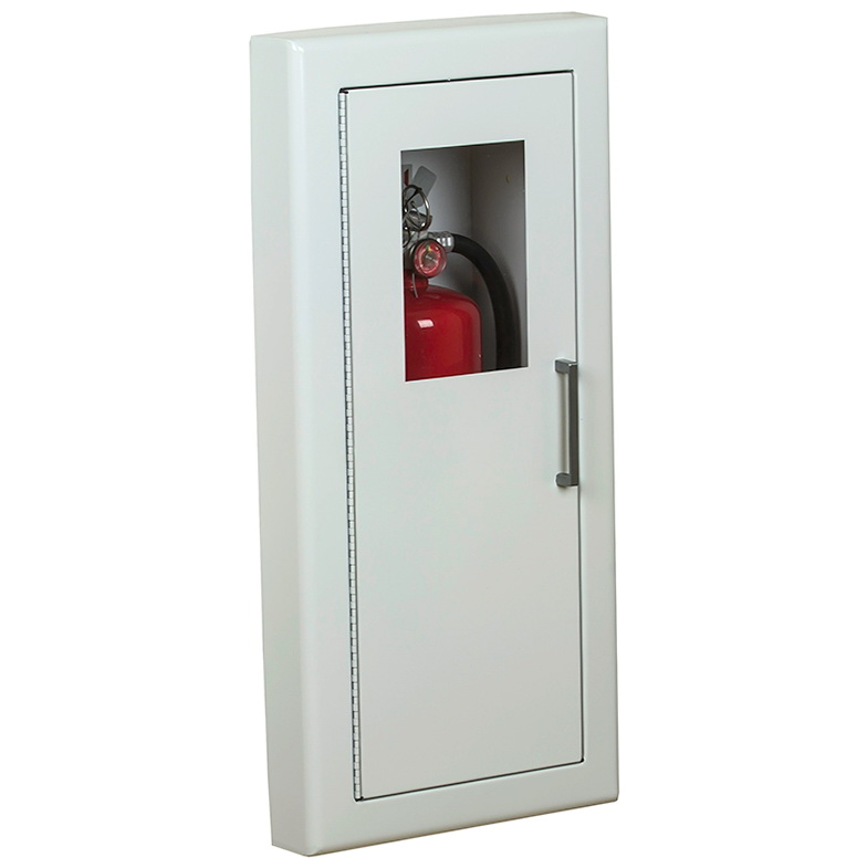 Larsen's Fire Extinguisher Cabinets
