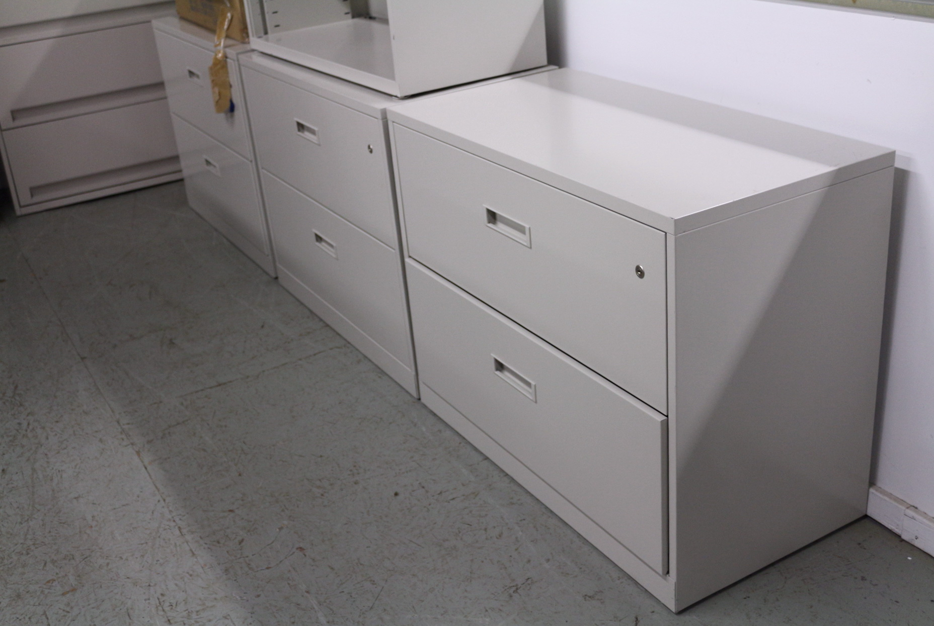 Lateral Filing Cabinets Used