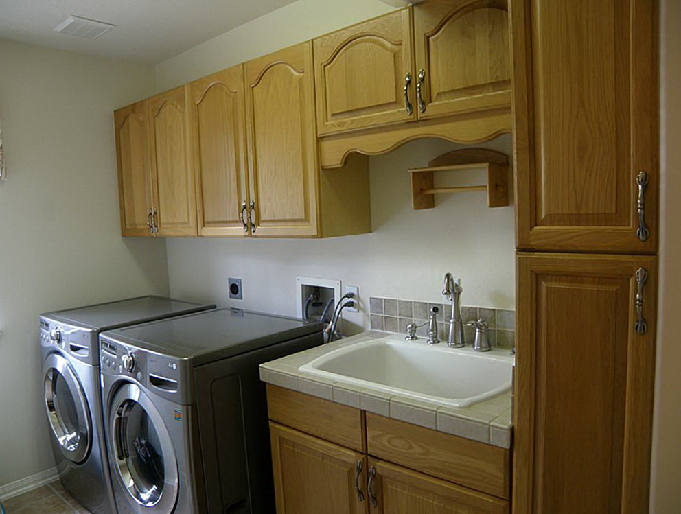 Laundry Sink Cabinet Home Depot