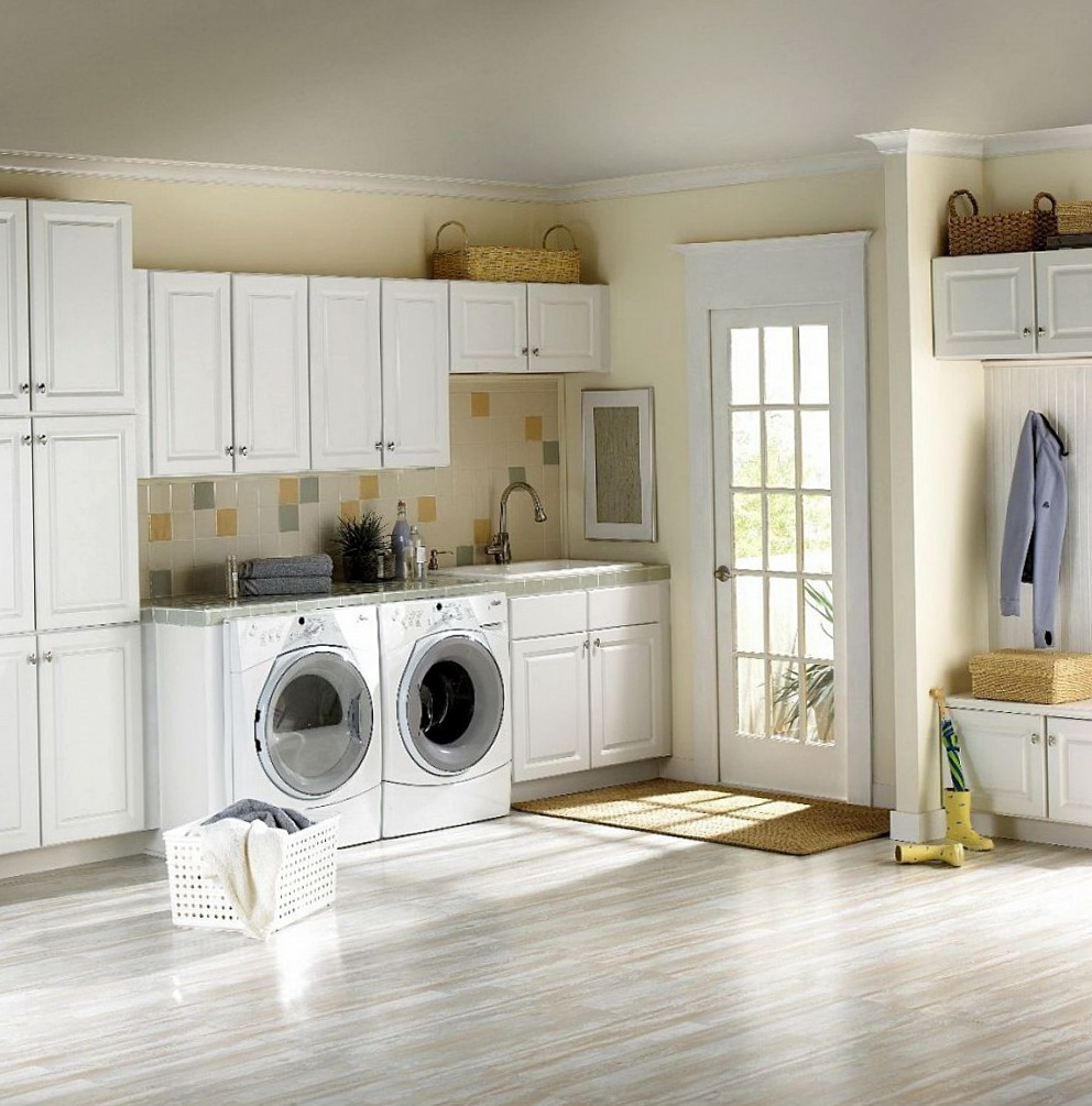 Laundry Sink Cabinet Lowes