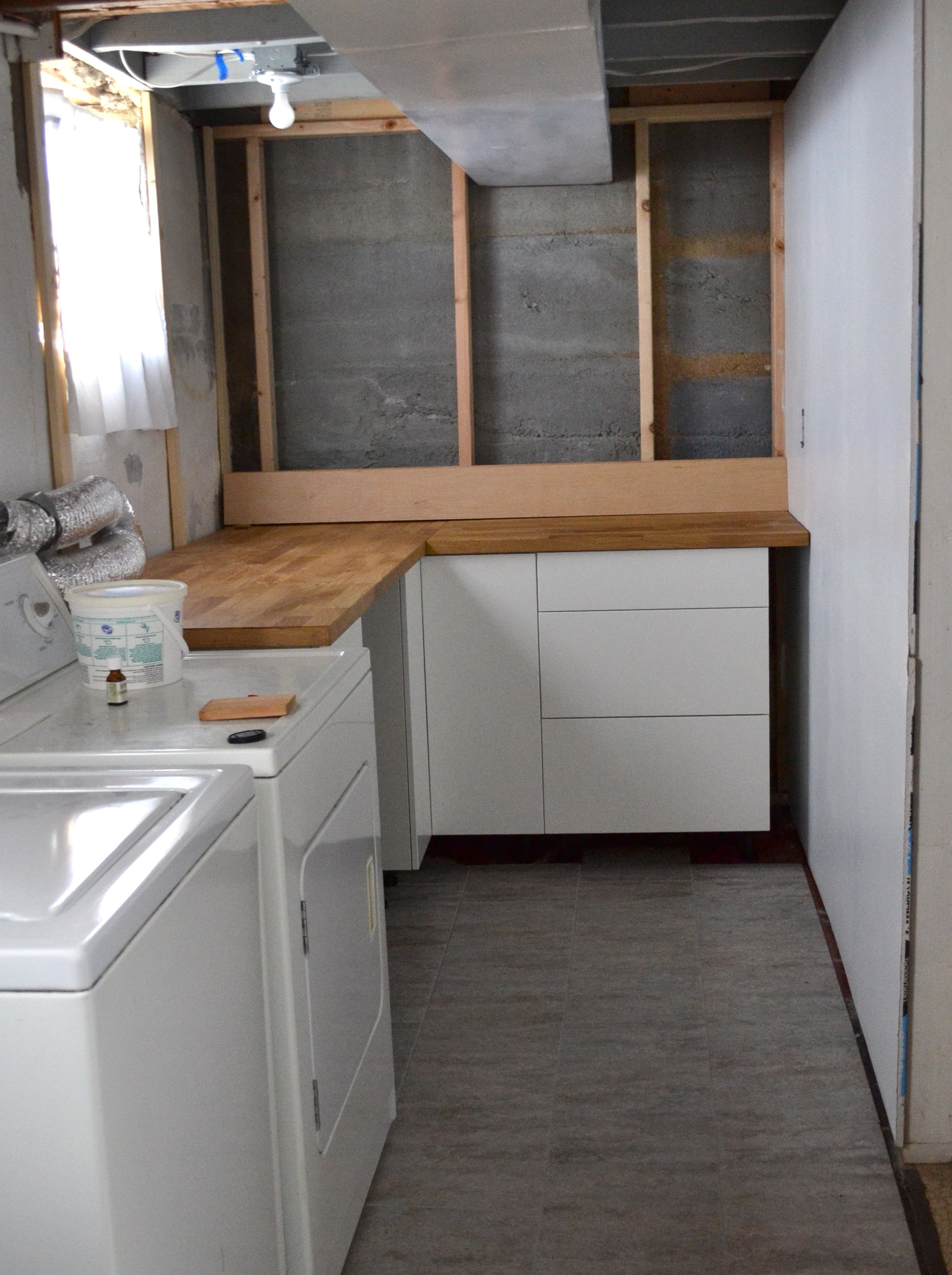 Laundry Sink Cabinets Ikea