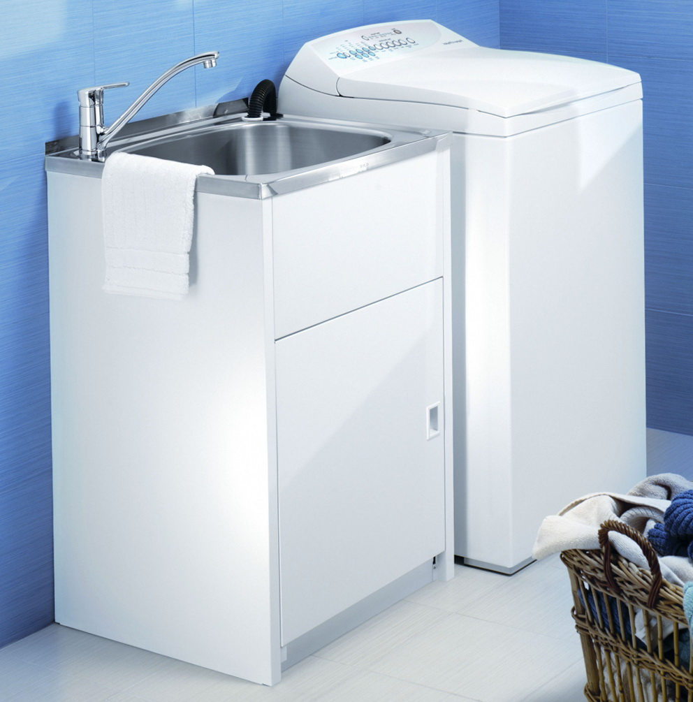 Laundry Utility Sink Cabinet Costco