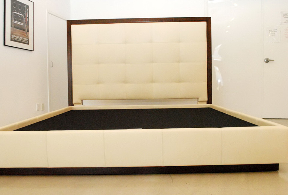 Leather Headboards For Beds Copy