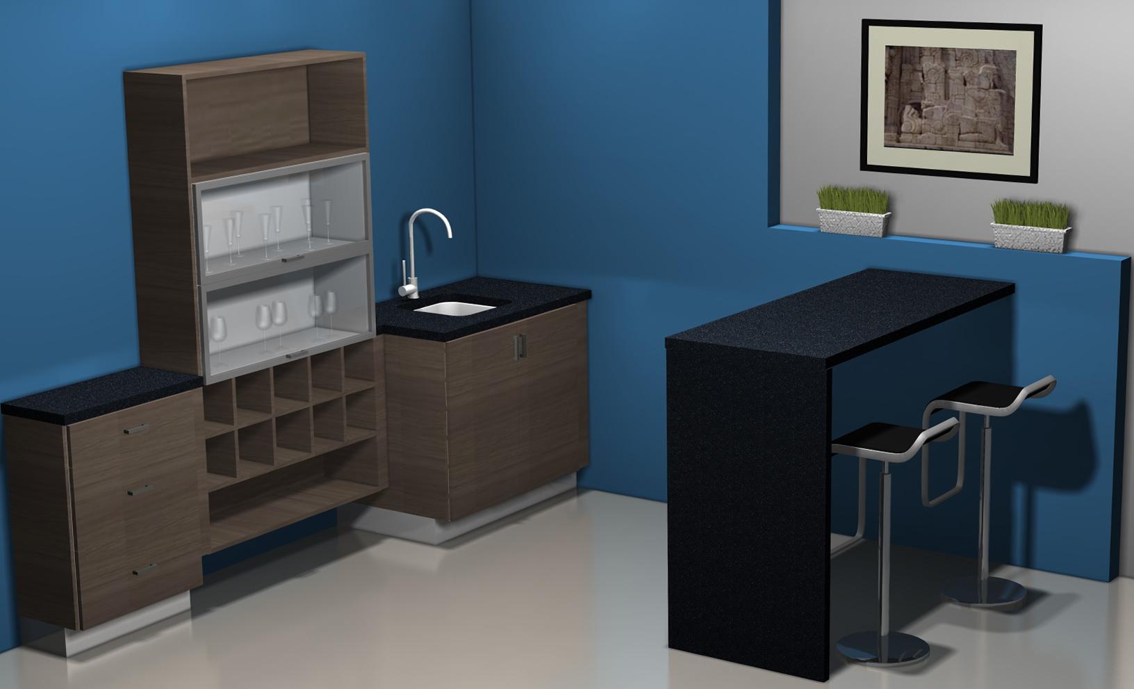 Liquor Cabinet Ikea Design