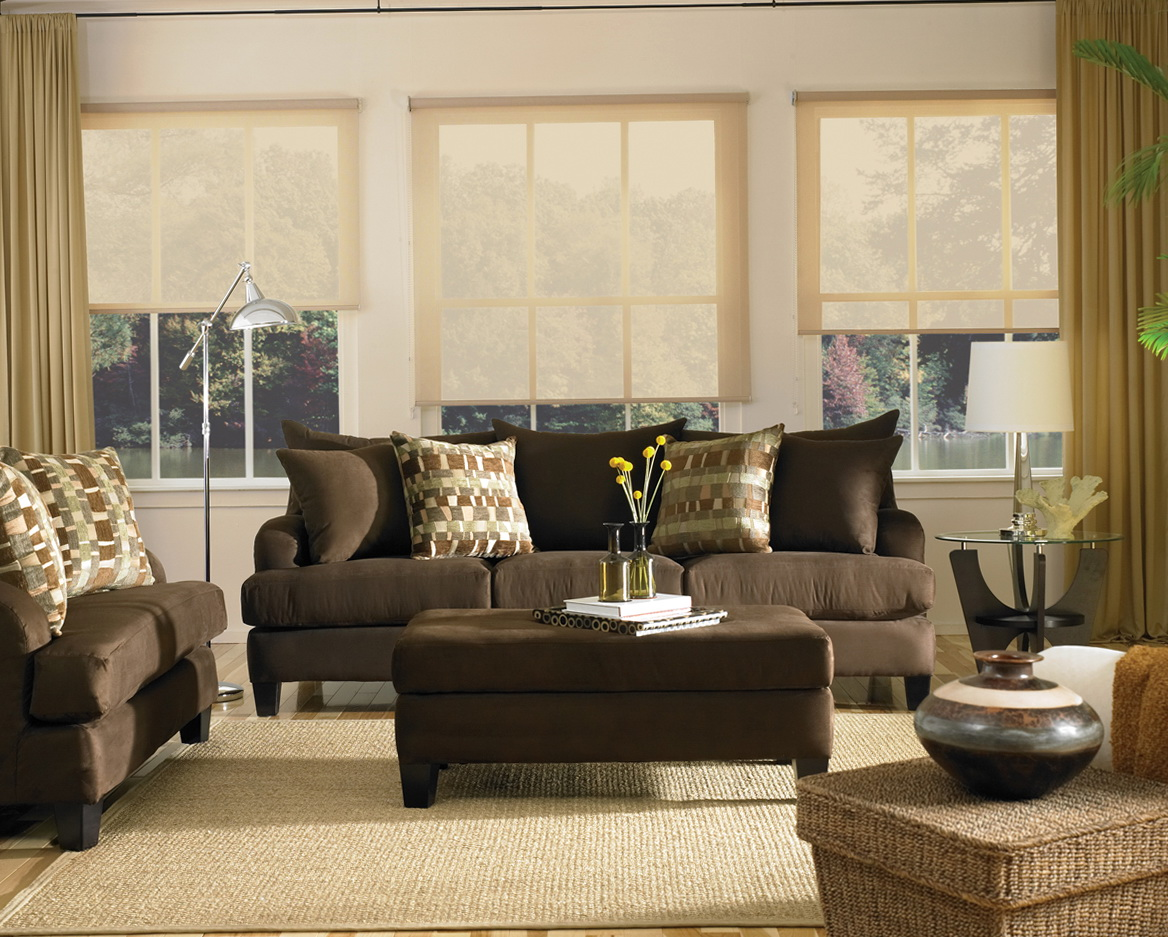Living Room Curtain Ideas Beige Furniture