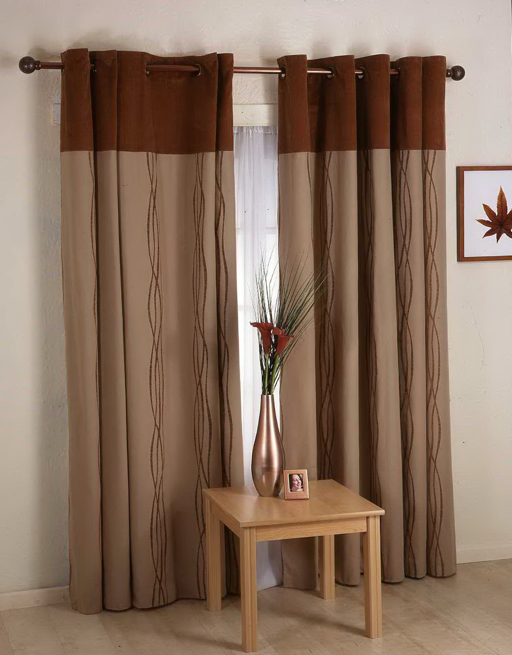 Living Room Curtains Images