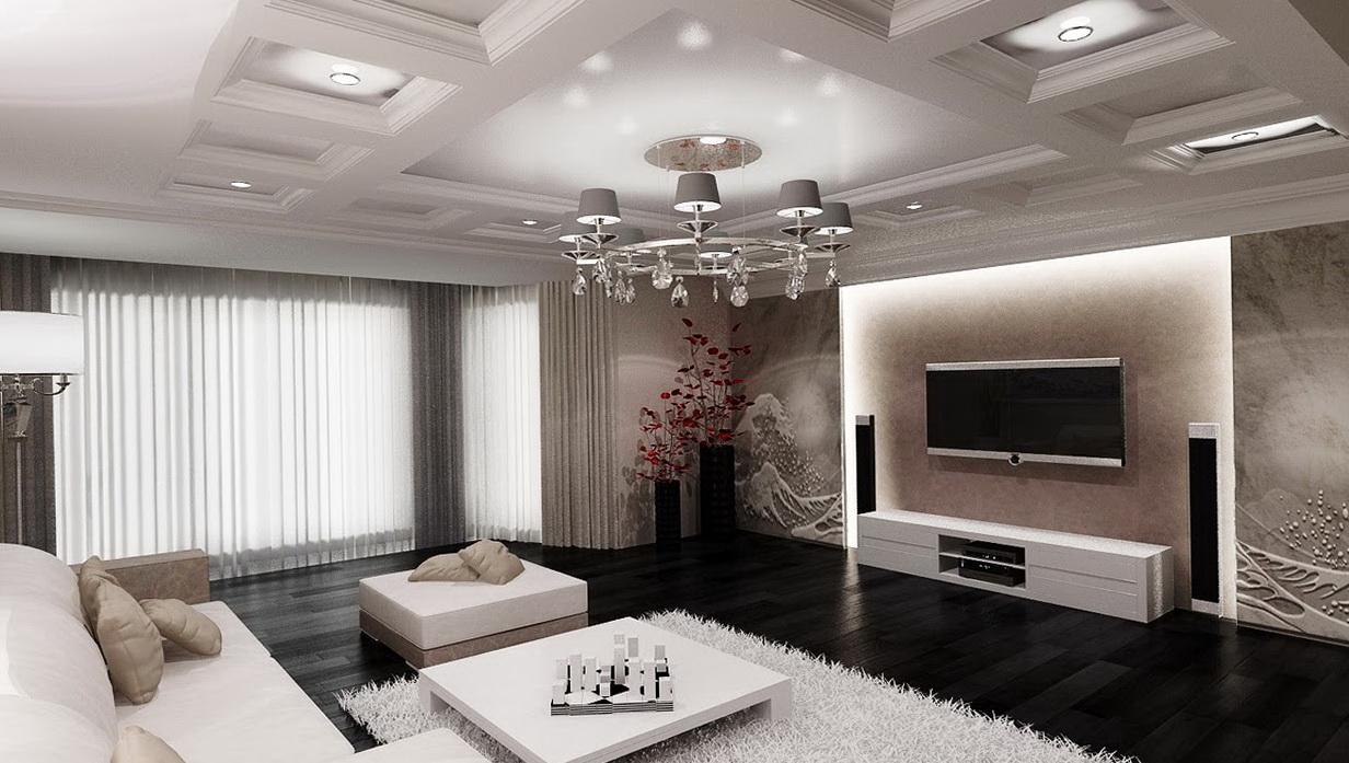 Living Room Decoration 2014