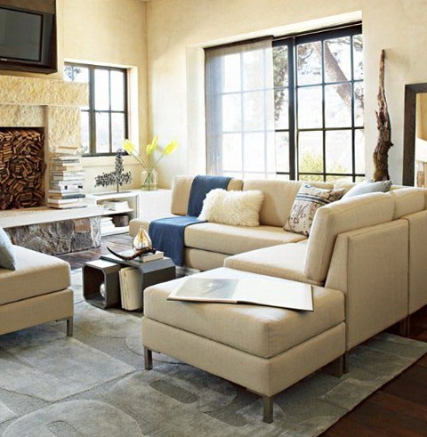 Living Room Furniture Ideas Sectional