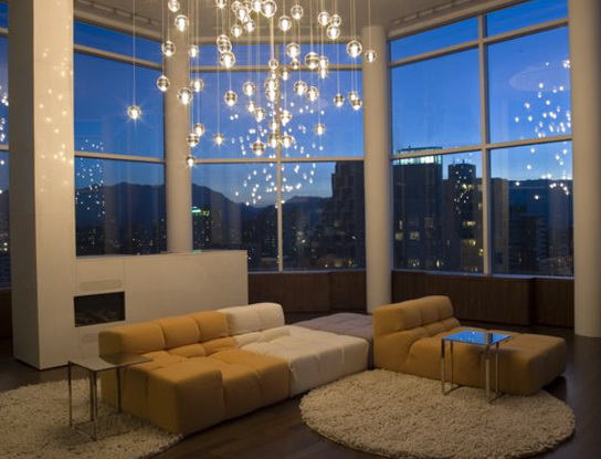 Living Room Lighting Lamps