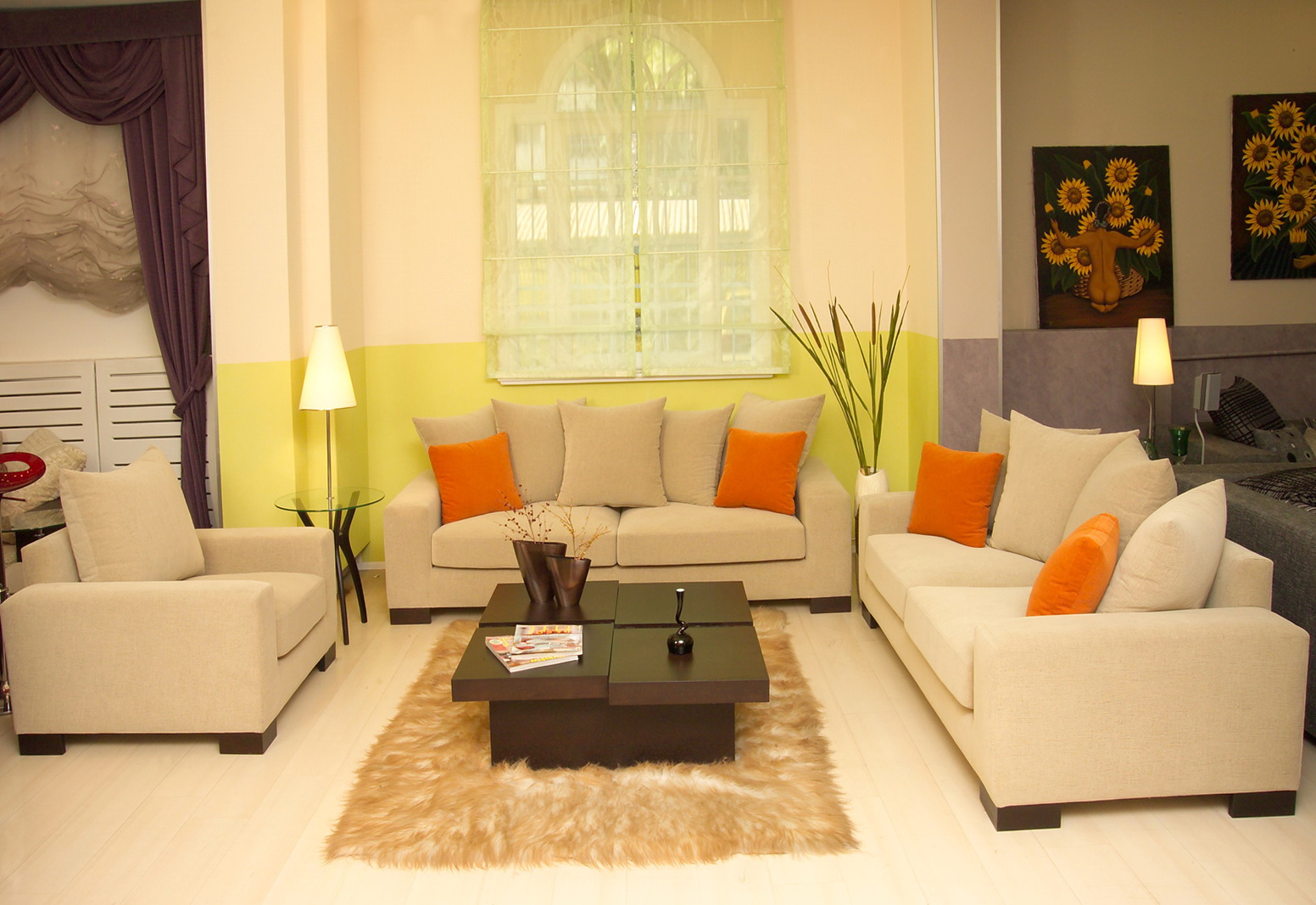 Living Room Paint Colors Modern