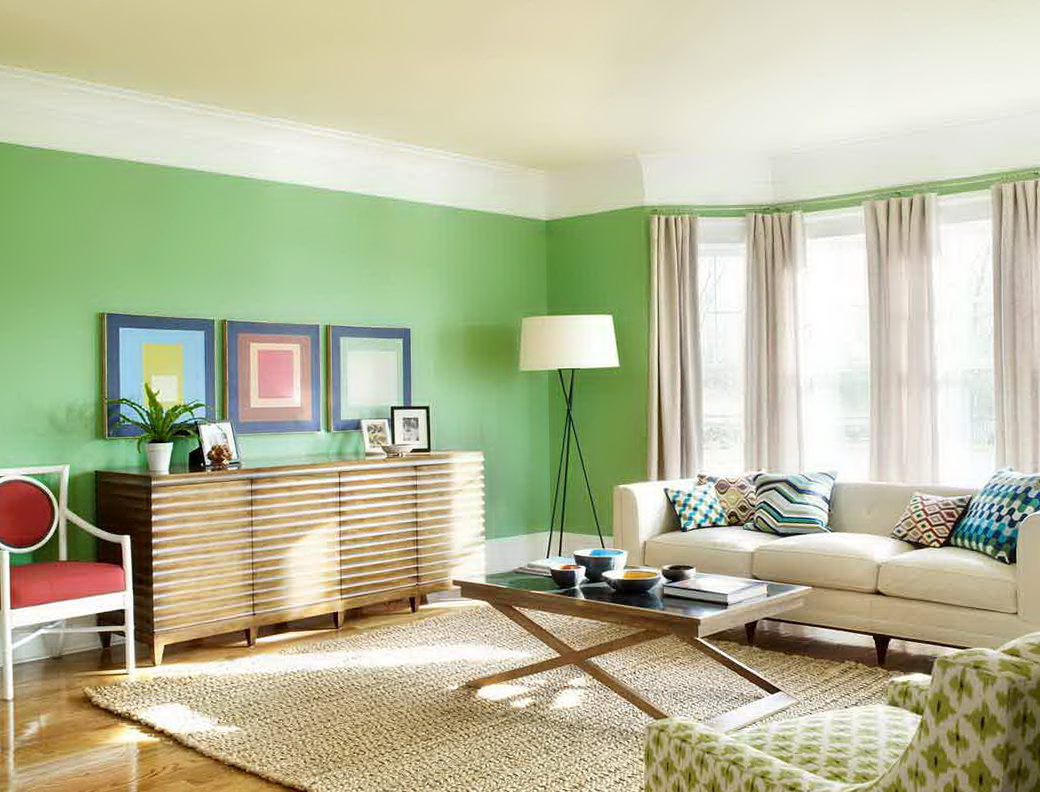 Living Room Paint Ideas 2014