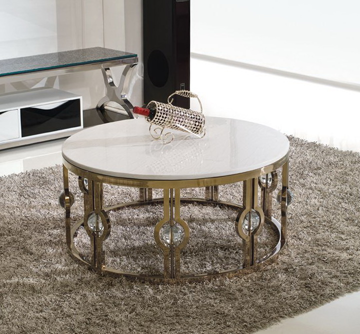 Living Room Tables With Marble Tops